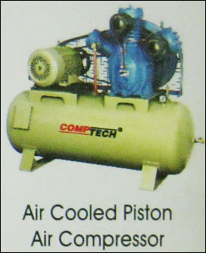 Air Cooled Piston Compressor
