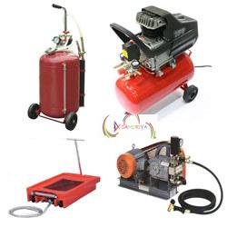 Garage Service Station Equipments