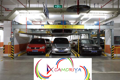 Puzzle Type Two Level Car Parking