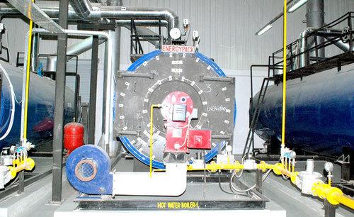 Pressurized Closed Loop Water Boiler