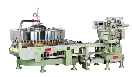 Cans Filling Sealing Machine