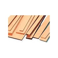 Copper Flats And Strips