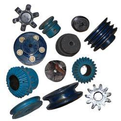 Sprocket And Pulley