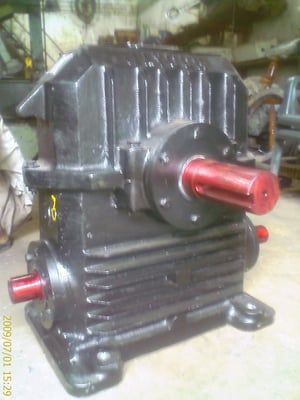 Greaves Gearbox