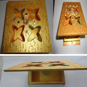 MDF Wooden Gifting Box