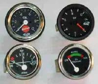 Mechanical Oil And Air Pressure Gauges