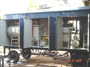 Transformer Oil Purification Plant and Filtration Machine
