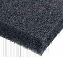 Black Color Foam