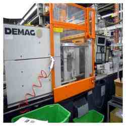 Demag 85 Injection Moulding Machines