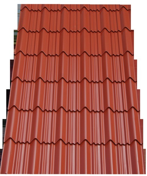 Tile Roof Cladding
