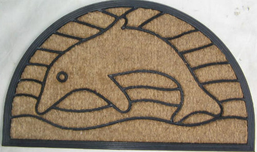 Durable Coco Moulded Brush Mats