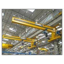 Electric Overhead Traveling Cranes