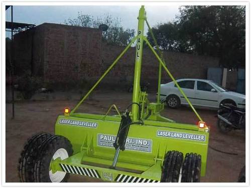 Industrial Laser Land Leveler - PAUL AGRICULTURE INDUSTRIES