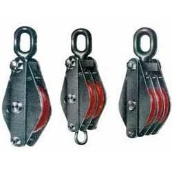 Lift Head Wire Rope Pulley Block