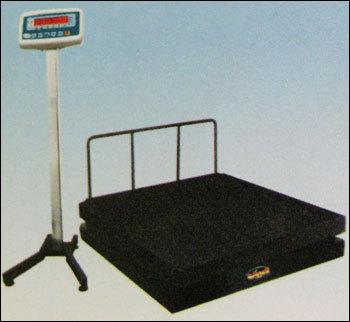 Heavy Duty Platform Scale in  Janta Nagar