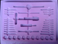 PVC Toys And Tools Trays