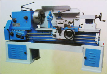 Lathe Machine (Geared Head) Model Ldh