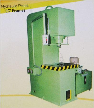 Hydraulic Press (C Frame)