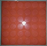 Industrial Chequered Tiles Mould