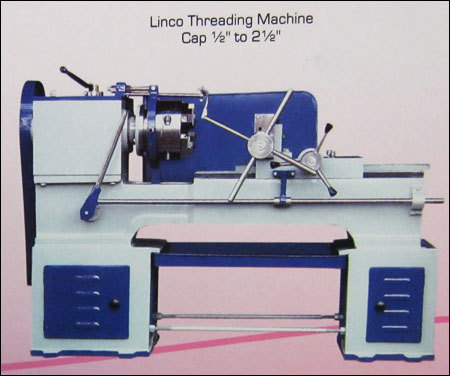Industrial Linco Threading Machine