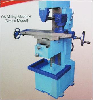 Oa Milling Machine (Simple Model)
