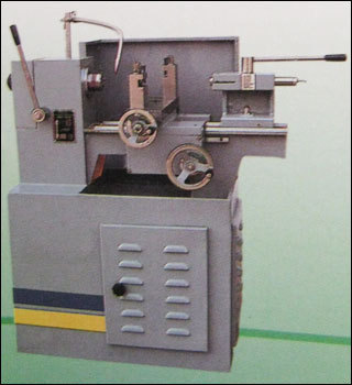 Production Lathe Machinery