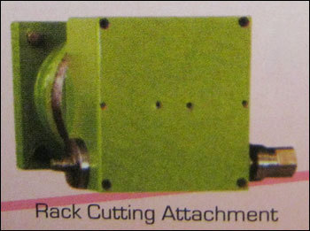 Rack Cutting Attachment