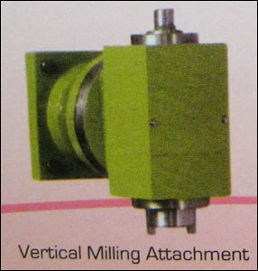 Vertical Milling Attachment