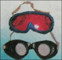 X-Ray Lead Glass Goggles