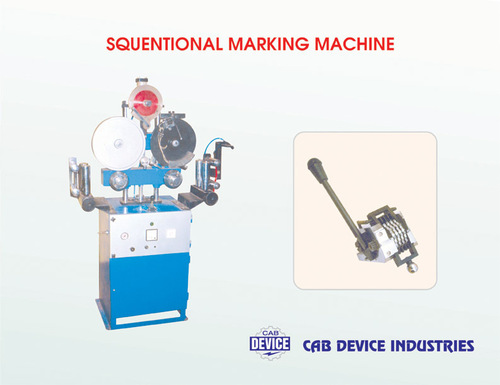Sequential Marking Machines