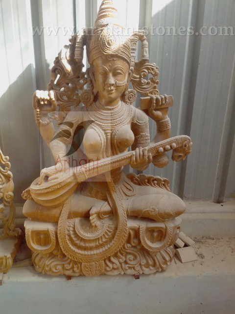 Stone Temple Art