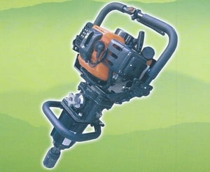 Petrol Powered Impact Wrench