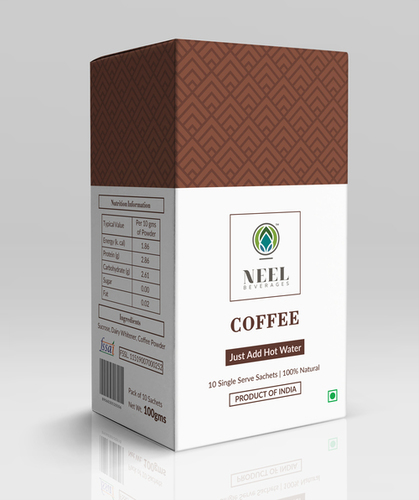 Coffee Premix - Without Sugar