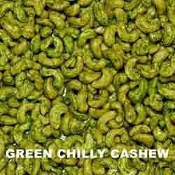 Green Chilly Cashew