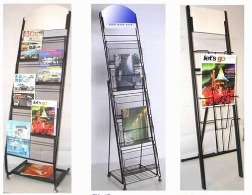 Magazine Display Stands