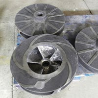 5 Closed Impeller in SS