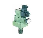 Logic Controls Hydraulic Valves