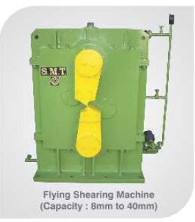 Flying Shearing Machine