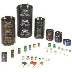 Industrial Electronic Capacitors