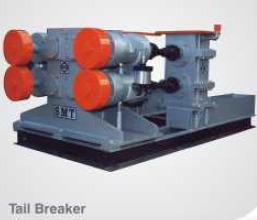 Tail Breaker Machine