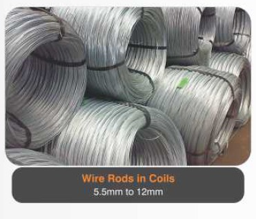 Wire Rode Coils