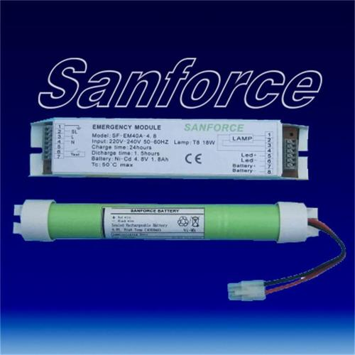 A Simple Inverter For Florescent Lamps By D882
