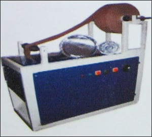 Fully Automatic Paper Plate Single Die Roll Machine