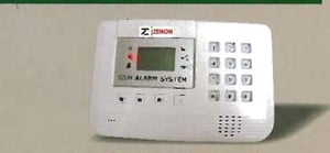 Wireless GSM Security System