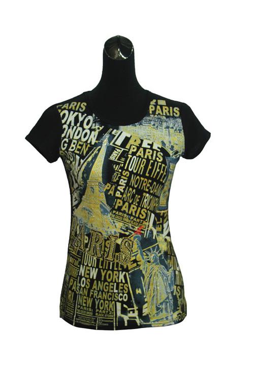 Souvenir Print T-Shirt