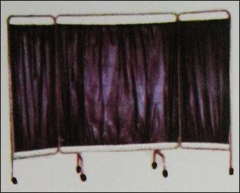Three Fold Hospital Screen