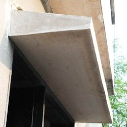 Cement Fiber Board For Window Shed