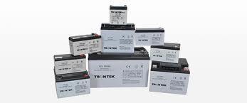 6 Volt Batteries (Trontek)