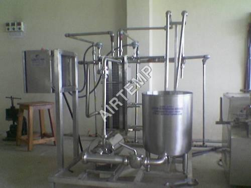 Pasteurizer Plant