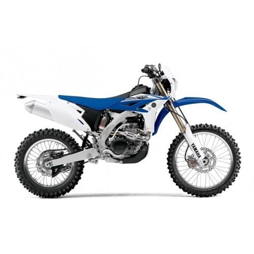 Dirt Bike (2014 Yamaha WR450F)